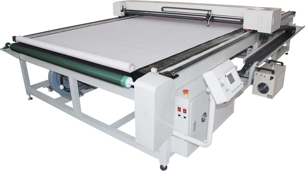Maquina de corte de papel a laser