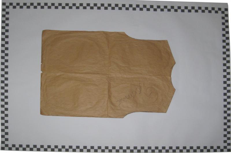 Papel de proteção para calandra